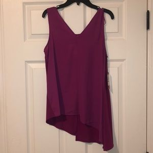 NWT Vince Camuto Sleeveless Top